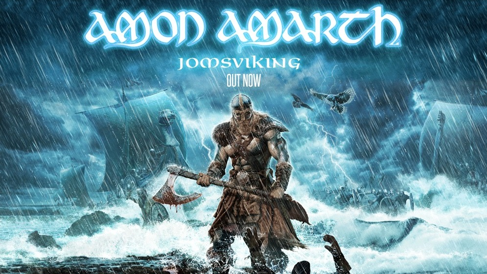 Amon Amarth | Official Website